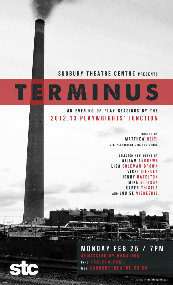 Terminus Poster Artwork