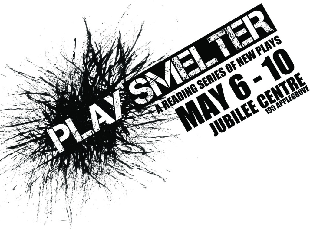 PlaySmelter 2014 BRANDING