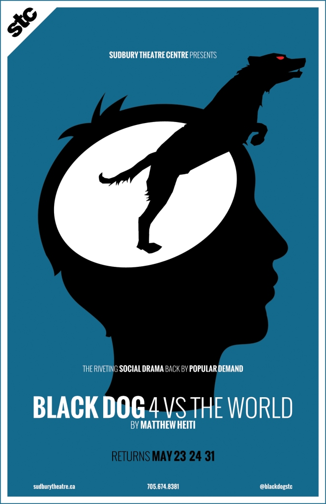 BD - Howl Head Poster